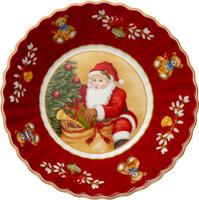 Malá miska, Santa s darčekmi, 16 cm Toy's Fantasy