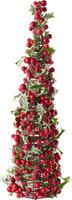 Dekorácia stromček, bobule 46 cm Winter Bakery