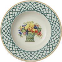 Hlboký tanier 24 cm Basket Garden