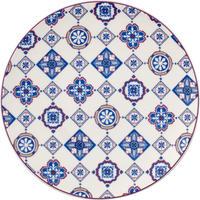 Dezertný tanier COUPE 21 cm Indigo Caro