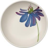 Plochá miska 23,5 cm Artesano Flower Art