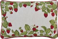 Gobelínový vankúš, jahody 32 x 48 cm Sander