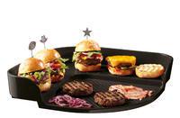 Tác na grilovanie hamburgerov / koreninová EMH
