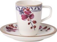 Espresso šálka 0,10 l podšálkou Art. Pro. Lavender
