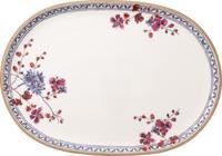Oválny tanier na ryby 43 x 30 cm Art. Prov. Lav.