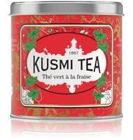 Strawberry Green Tea 250 g Kusmi Tea