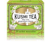 Green Ginger Lemon 20 vrecúšok Kusmi Tea