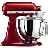 Kuchynský robot Artisan 300 W červená metalíza  KA
