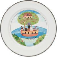 Plytký tanier 27 cm Noemova archa Design Naif