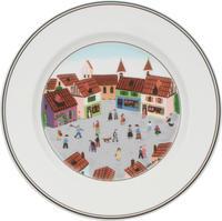 Plytký tanier 27 cm Dedina Design Naif