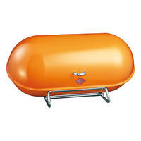 Chlebník Breadboy oranžový Wesco