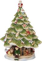 Hracia skrinka vianočný stromček Chr. Toys Memory