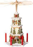 Vianočná pyramída 41 cm Christmas Toys Memory