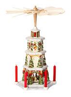 Vianočná pyramída Christmas Toys Memory