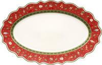 Oválny tanier 50 x 31 cm Toy's Delight