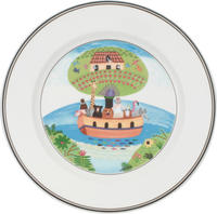 Dezertný tanier 21 cm Noemova archa Design Naif
