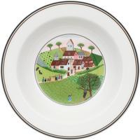 Hlboký tanier 20 cm Svadba Design Naif