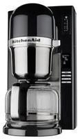 Kávovar na prielievanú kávu čierny KitchenAid
