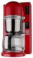 Kávovar na prielievanú kávu kráľov. červený KA