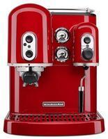 Espresso kávovar Artisan kráľ. červený KitchenAid