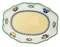 Oválny tanier 44 cm French Garden Fleurence