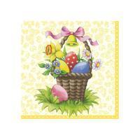 Servítky Spring Fantasy, stredné Easter Access.