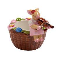 Svietnik košík so zajačicou Easter Lights