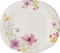 Oválny plytký tanier 29 x 25 cm Mariefleur Basic