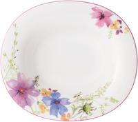 Oválny hlboký tanier 24 x 21 cm Mariefleur Basic