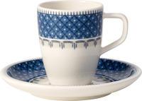 Espresso šálka 0,10 l s podšálkou Casale Blue