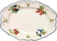 Oválny tanier 37 cm Cottage