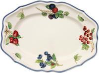 Oválny tanier 30 cm Cottage