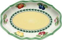 Oválny tanierik 24 cm French Garden Fleurence