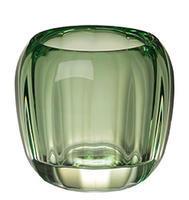 Svietnik na čajovú sviečku, zelený Colour. DeLight