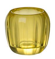 Svietnik na čajovú sviečku, žltý Coloured DeLight