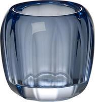 Svietnik na čajovú sviečku, modrý Coloured DeLight