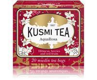 AquaRosa 20 vrecúšok Kusmi Tea