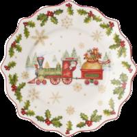 Dezertný tanier 2017 Annual Christmas Edition