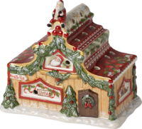 Santov dom 15 x 8,5 x 15 cm North Pole Express