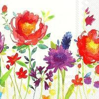 Servítky 25 x 25 cm Anmut Flowers