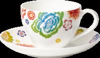 Kávová šálka 0,20 l s podšálkou Anmut Bloom