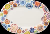 Oválny tanier 34 cm Anmut Bloom