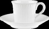 Kávová šálka 0,20 l s podšálkou Cellini