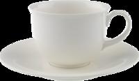 Kávová šálka s podšálkou 6 ks Home Elements