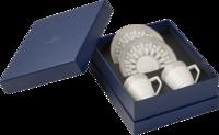 Espresso súprava pre dvoch La Classica Contura