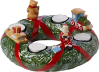 Adventný veniec 26 cm Christmas Toys Memory