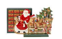 Adventný kalendár, Santa Christmas Toys Memory