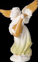 Anjel hrajúci na lutne Christmas Angels