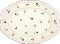 Oválny tanier 37 cm Petite Fleur