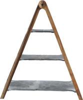 Drevený poschodový stojan Artesano Original